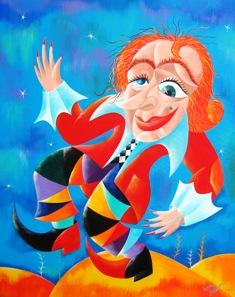 IRENA WhimsicalClown1Big