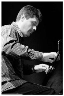 Thierry Gautier au piano