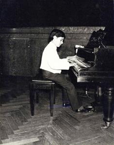 Marito 1971, el  1er. Concierto.