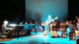 Jorge Oss - Parmisano Trio 2