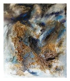 Victor Agius Genesi. Victor Agius, 2010. 120 x 100 cm