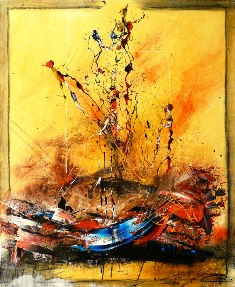 Nicolas Cotton LES-MUTANTS-I-110-x-90-mars