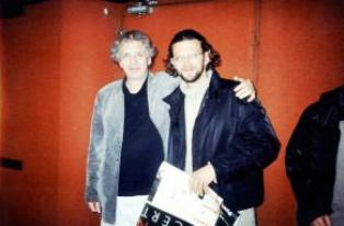 Gianmario with Ralph Towner