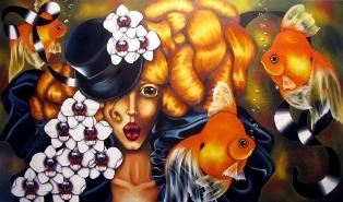 Isabelle Sauvineau Goldfish2