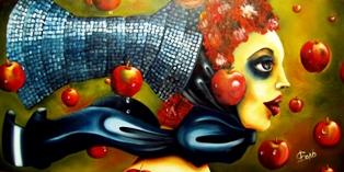Isabelle Sauvineau il_pleut_des_pommes