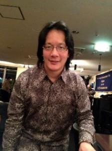 Philip Woo Tokyo 2