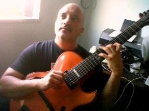 guitarra de 7 juampy